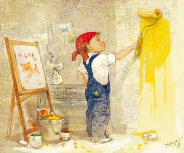 художник Екатерина Бабок иллюстрации – 44