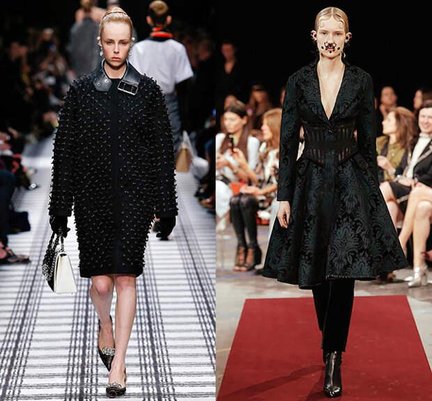Balenciaga, Givenchy