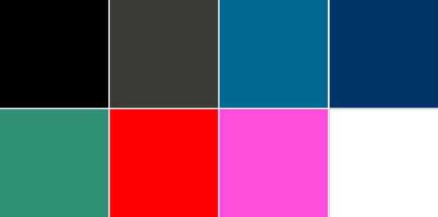 Макияж без ошибок: палитра и простая схема для каждого цветотипа.