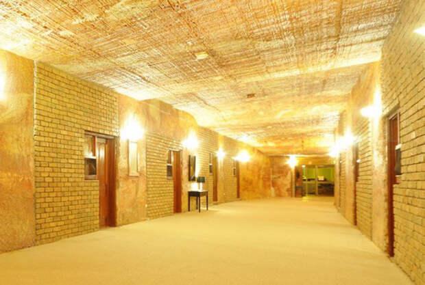 Кубер Педи – подземный город опалов