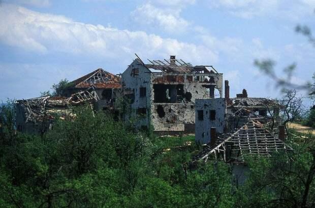 Югославия, последствия войны.