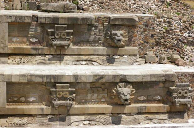 Теотиуакан был построен не для людей
