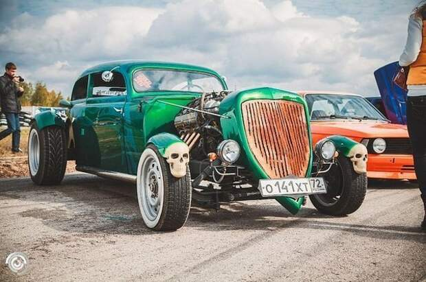 "Москвич 400 ""Hot-Rod"" Custom"
