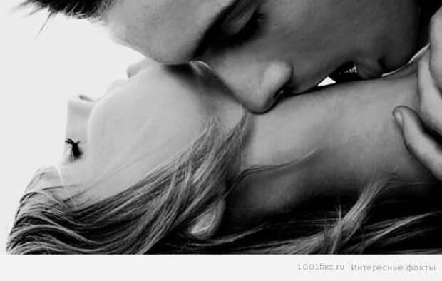 Что означают поцелуи...
