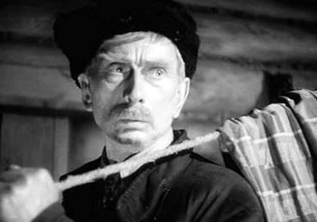 Николай Сергеев в фильме «Чужая родня» (1955)