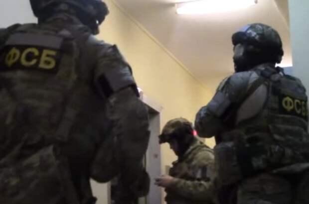 В Ставропольском крае задержали местного жителя по подозрению в подготовке теракта