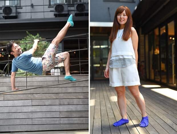 «Фуросики» — обувь будущего
