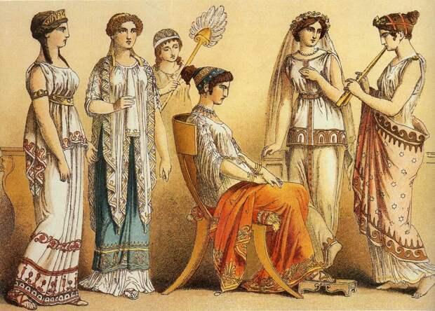 Цитаты от отца истории Геродота.