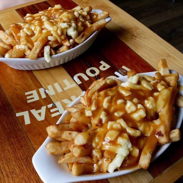 21 фотография канадской еды, от которой у вас тут же потекут слюнки
