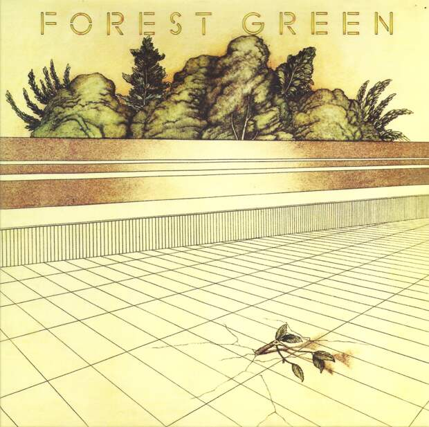 Forest Green. Forest Green 1973
