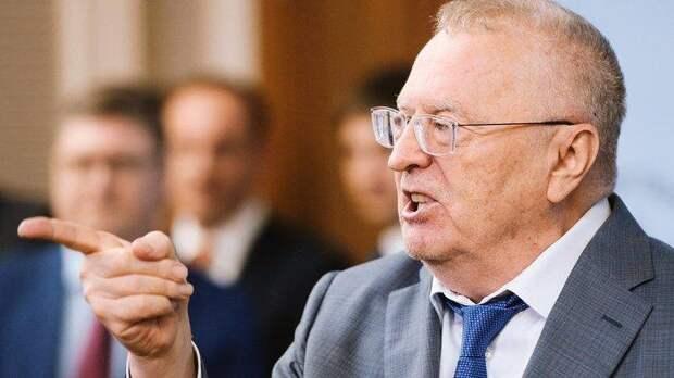 Жириновский предложил Литве отдать два города Белоруссии