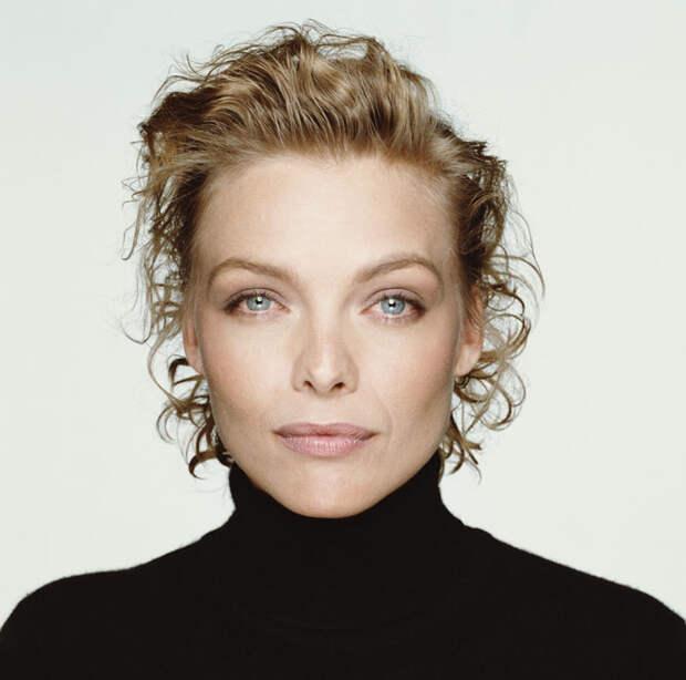Мишель Пфайффер (Michelle Pfeiffer) в фотосессии Терри О'Нила (Terry O'Neill) (1990), фотография 5