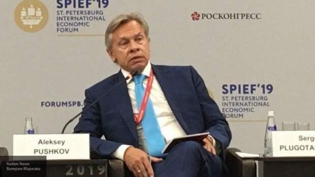 Пушков ответил на заявления Госдепа США о присутствии РФ на Ближнем Востоке