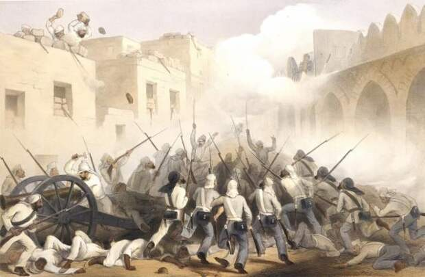 Восстание сипаев 1857-1859 годов