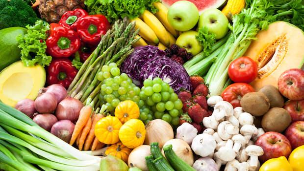 Фрукты и овощи Мейн Кун