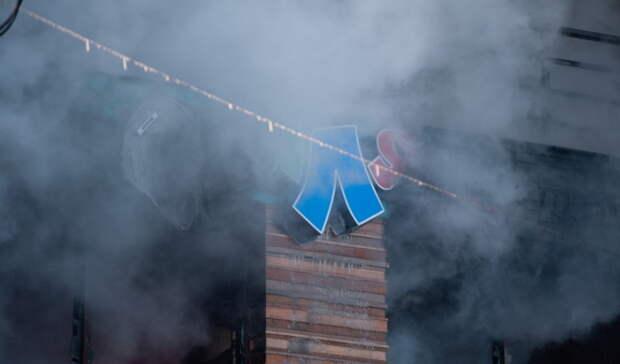 Зажженная свеча стала причиной пожара вквартире пенсионерки вНижнем Тагиле
