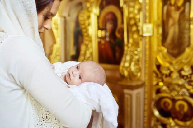 Европа сошла с ума!!! Таинство крещения объявлено преступлением!