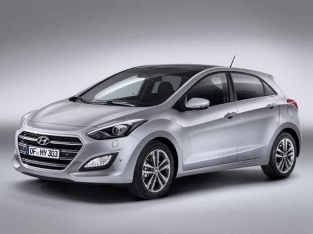 Обновленные Hyundai i30 и i40 получили новые моторы и КП