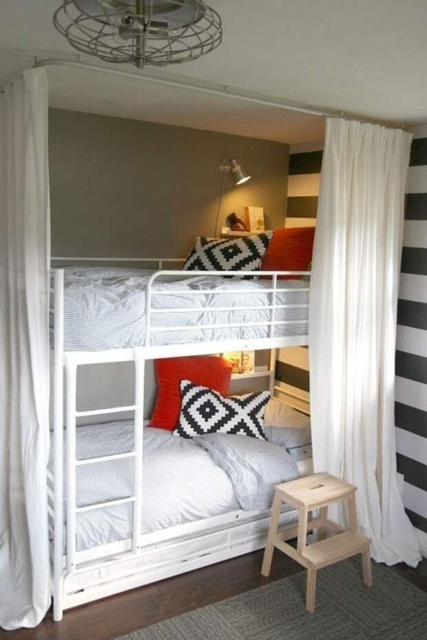 УЮТ В ДОМЕ.  Идеи для маленькой квартиры