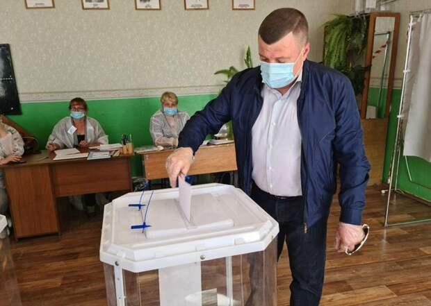 «Единая Россия» выиграла выборы 4 апреля