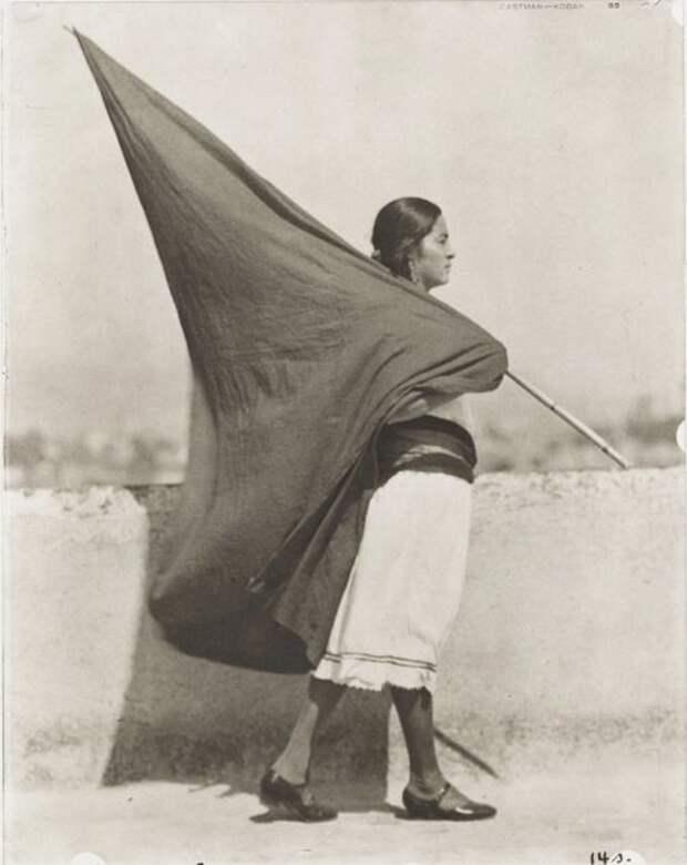 Женщины-фотографы и их работы во время Парижской выставки