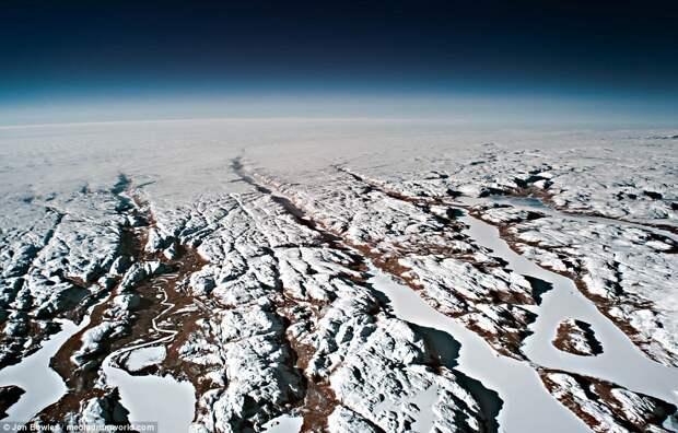 Земля с воздуха