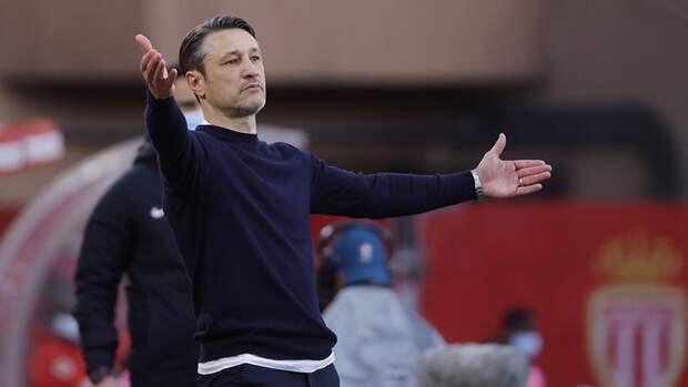 Ковач прокомментировал игру Головина вКубке Франции против «Лиона»