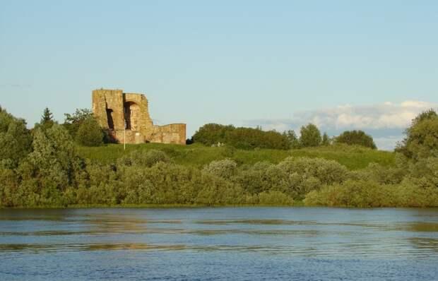 Резиденцию Рюрика под Великим Новгородом превратят в ландшафтный парк