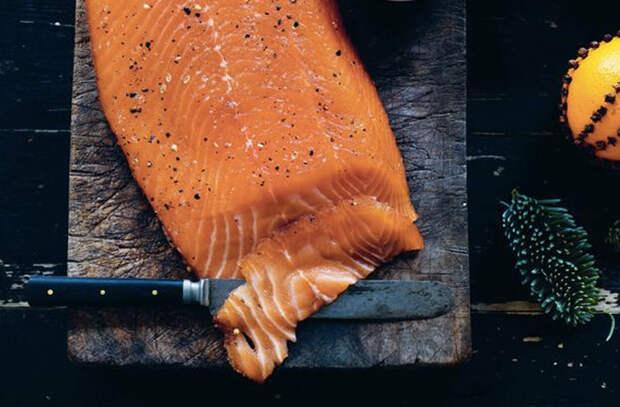 Солим красную рыбу сами Северными способами. Весь вкус и сок остаются, а соль почти не чувствуется