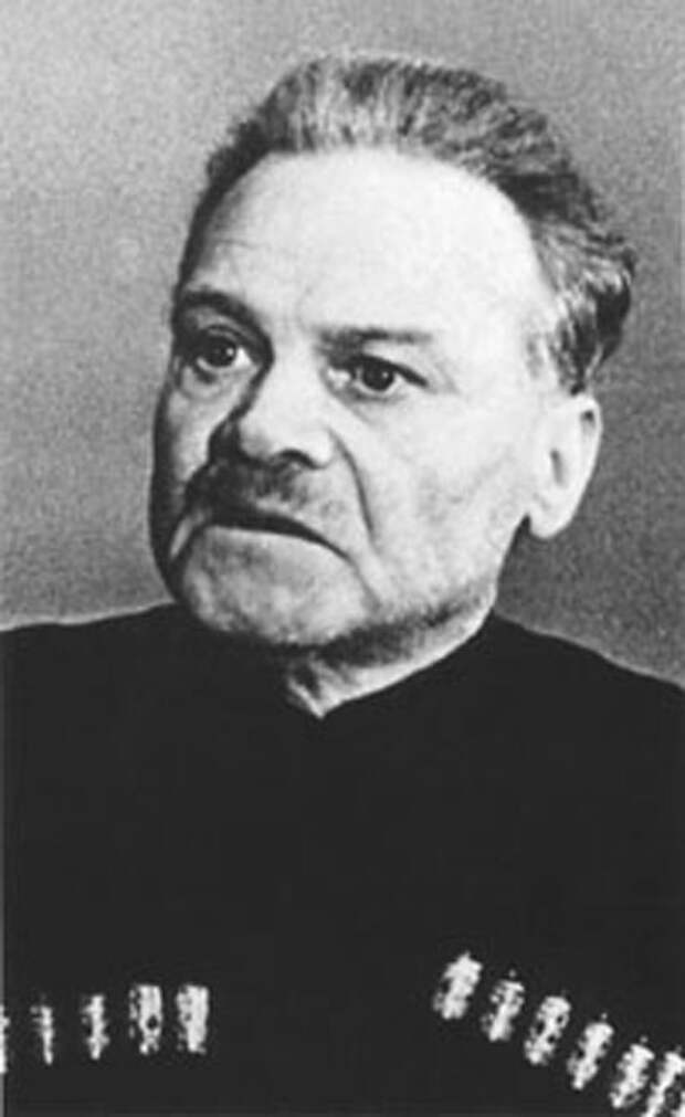 Фото А. Г. Шкуро, сделанное МГБ СССР после ареста.