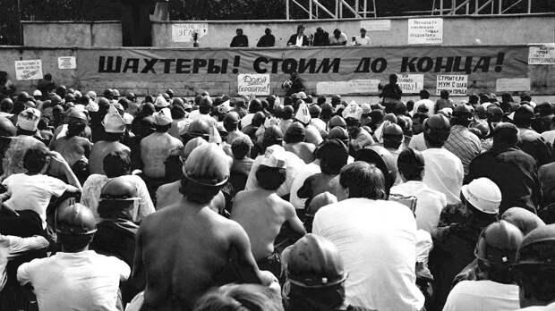О состоянии государства говорит социальный статус тех, кто выходит на протесты