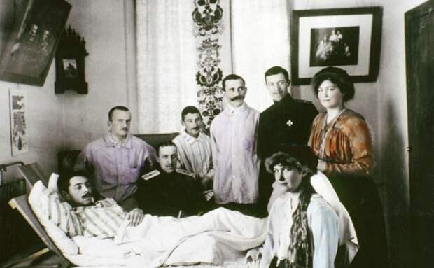 Семейные фотографии царской семьи Романовых   Романовы, семья, фото