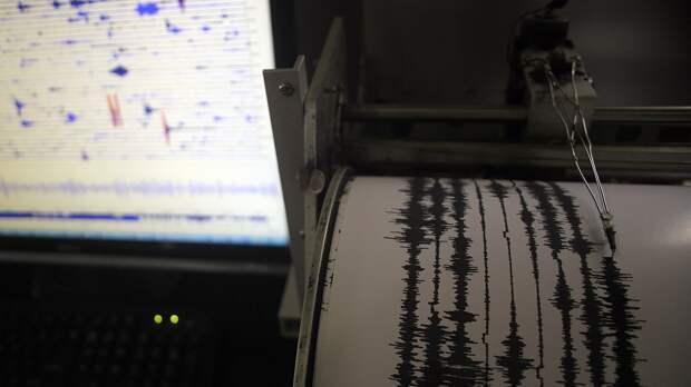 Китайские сейсмологи зафиксировали мощное землетрясение на Тайване