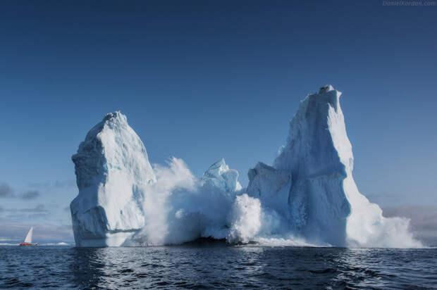Великолепные пейзажи Гренландии в объективе русского фотографа
