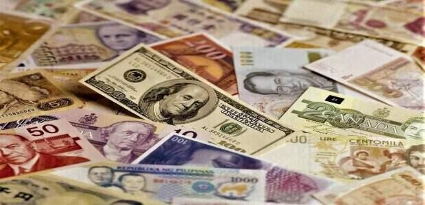 Официальные рыночные курсы инвалют на 7 августа установил Нацбанк Казахстана