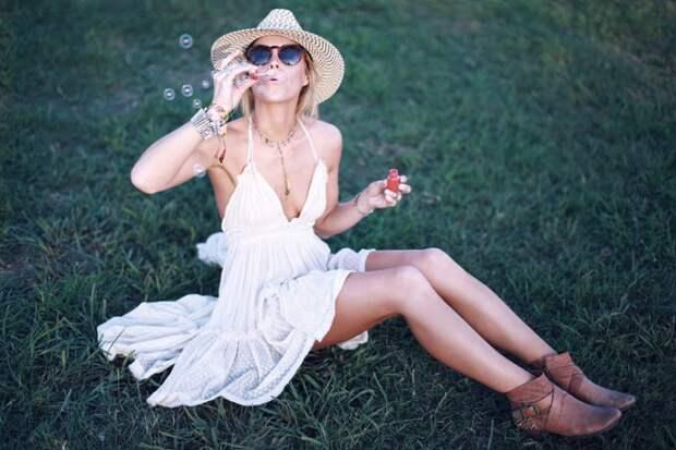 Супер лето в супер платье!
