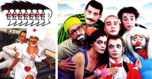 Как поживают сегодня главные участники легендарного «Маски-шоу» 90-е, tv, СССР, комик, маски шоу, сериал