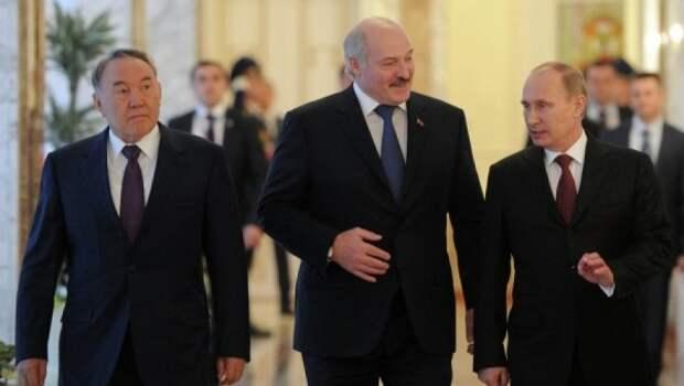 Валютному союзу между РФ, Белоруссией и Казахстаном - быть