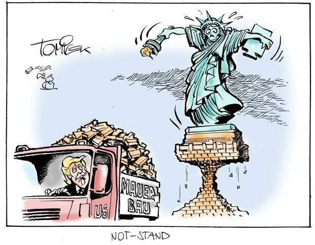 В США введен режим ЧП
