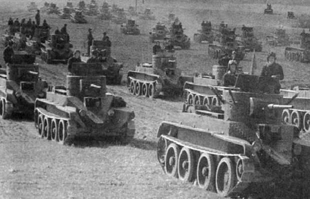 Какого оружия у СССР было больше чем у Гитлера в начале войны