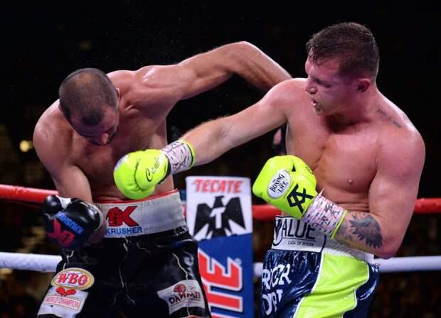 День, когда бокс проиграл. Альварес побил Ковалева