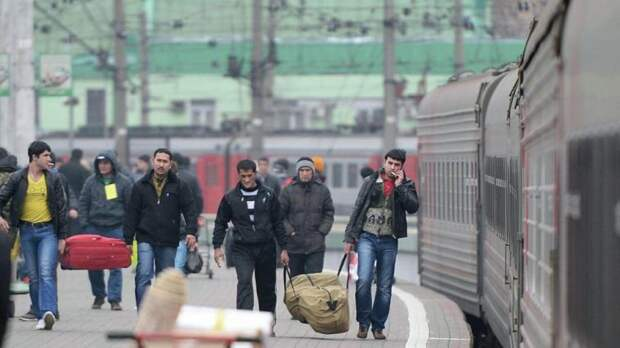 Для мигрантов в России запустят чартерные поезда