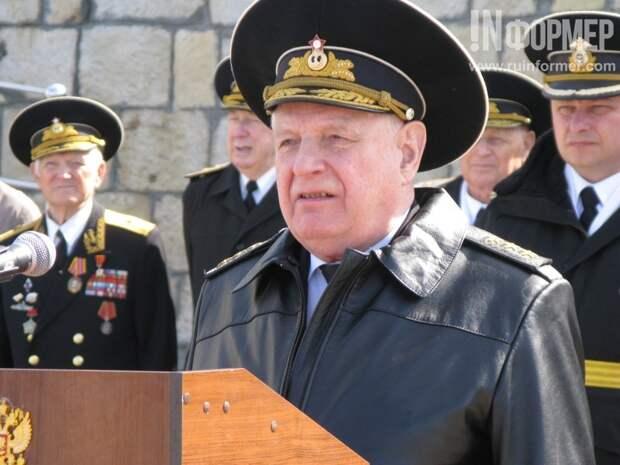 Наследница легендарной эскадры в Севастополе (фото)