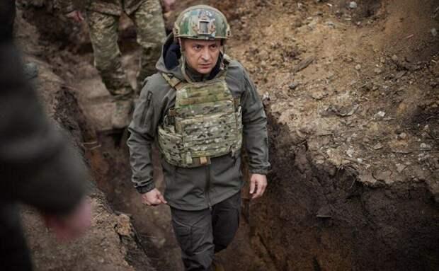 «Что, сынку, помогли тебе твои ляхи?»: украинская верхушка испугалась, что Запад её «кинет»
