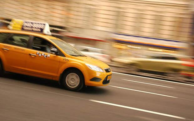 Столичное такси: три километра по центру за 14 тысяч рублей. Полиция разбирается