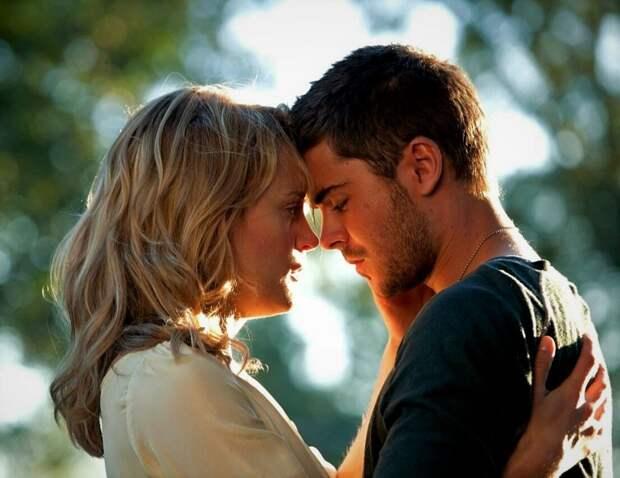 Топ-5 великолепных фильмов о любви