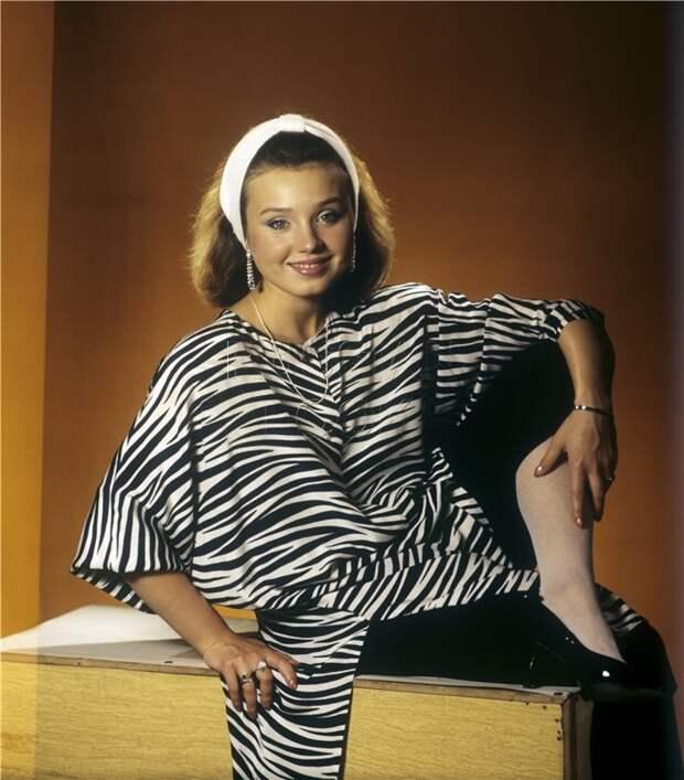 Забытые знаменитости 90-х. Ирина Климова.