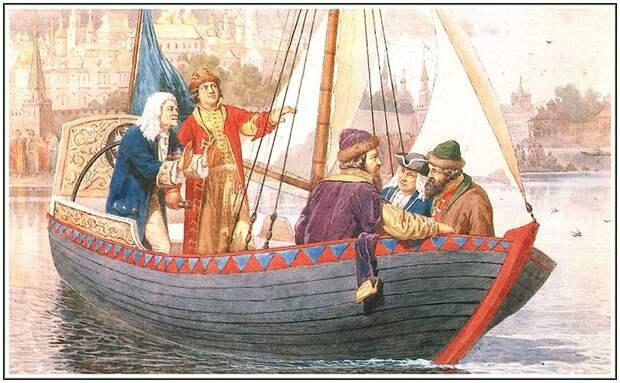 Судостроительная традиция северо-западной Руси в Средневековье.