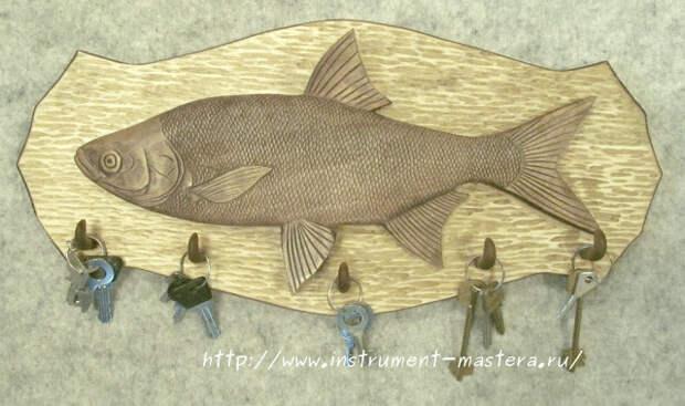 Ключница рыбака