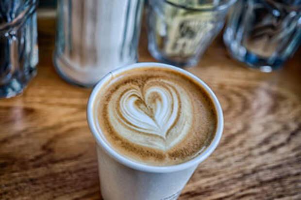 приготовление раф-кофе